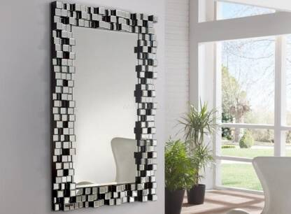 Crystal Wall Mirrors