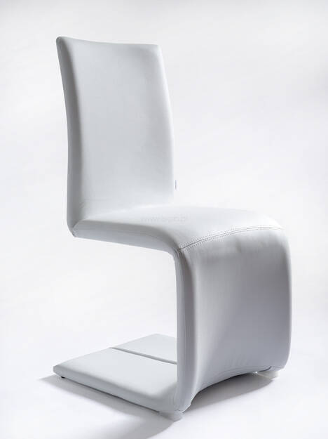 Upholstered chair Domani